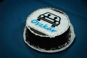 Oszkár 7. születésnapi torta