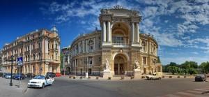 Odessza operaház