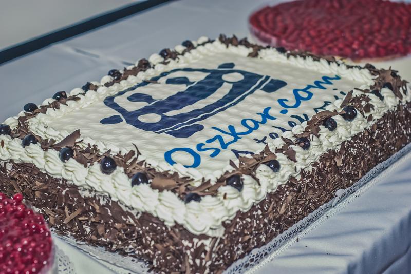 10 éves születésnap torta
