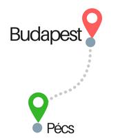 Budapest - Pécs