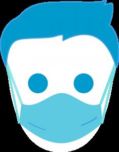 Használj maszkot az utazáshoz