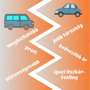 klasszikus telekocsisok vs. üzletiek